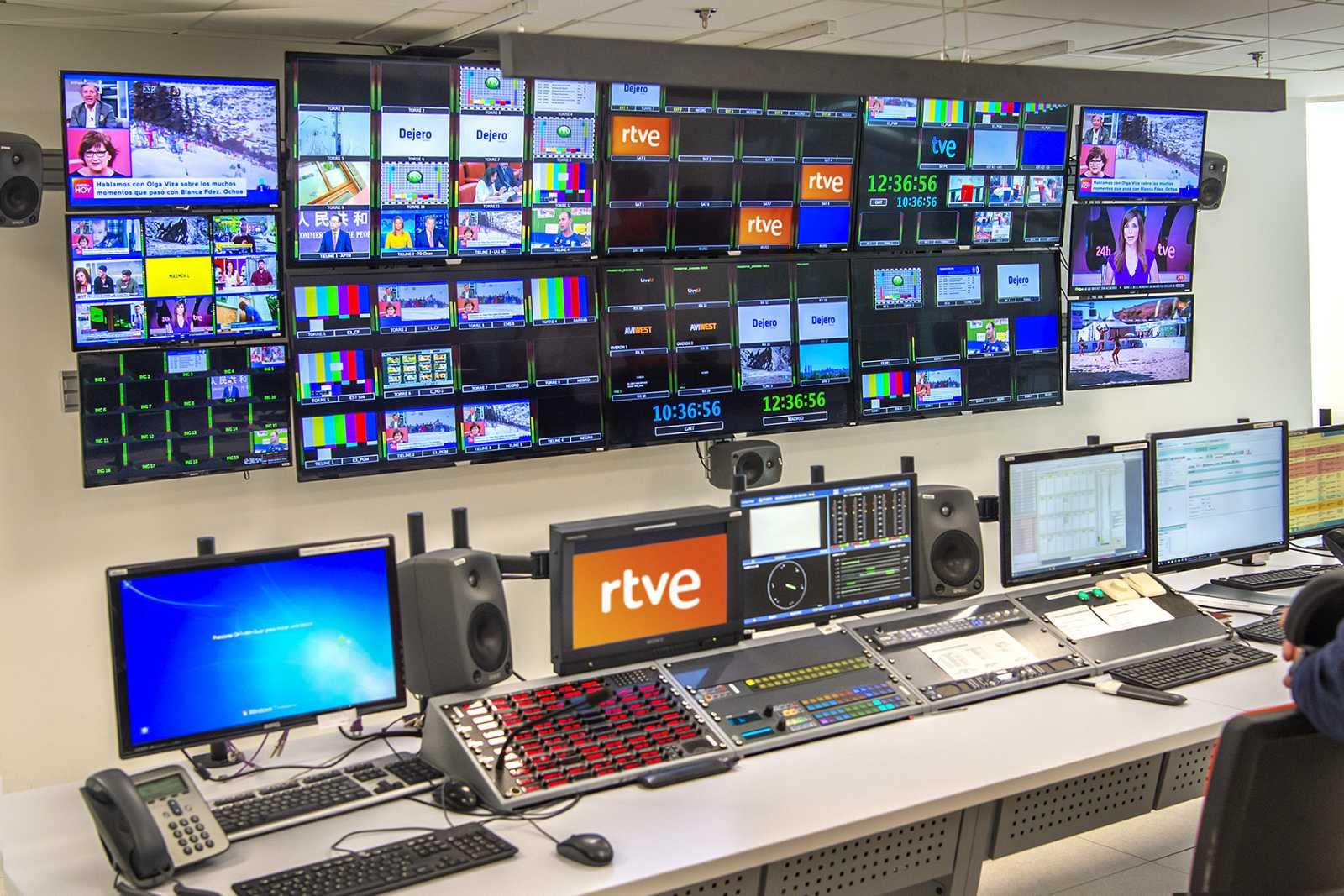 Los informativos de TVE, los que más crecen en marzo