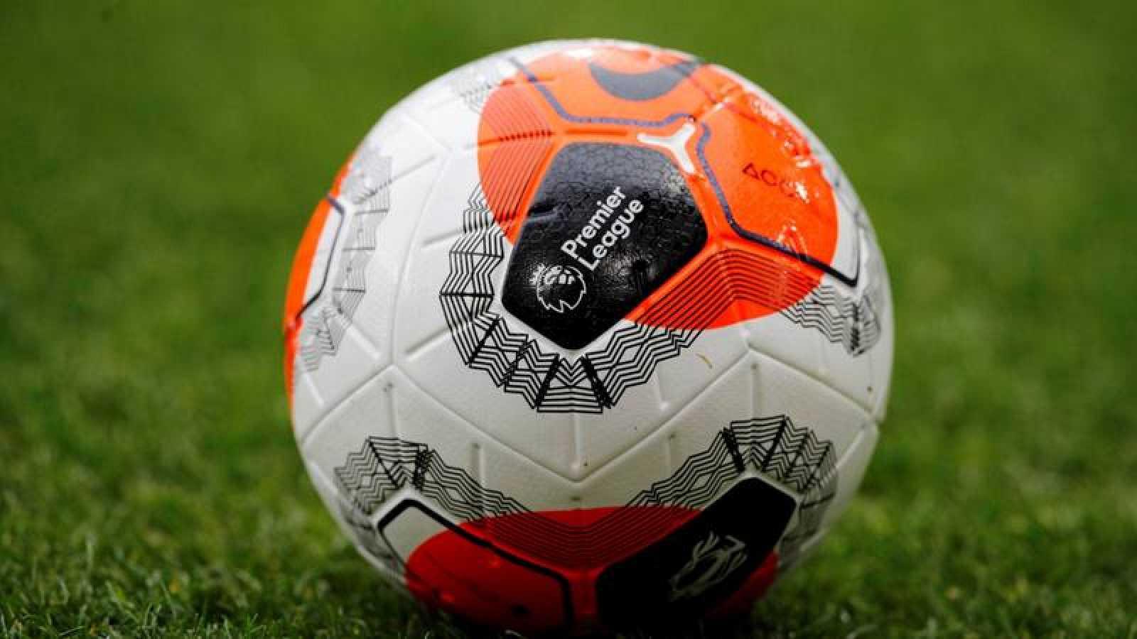 Imagen del balón oficial de la Premier League de la temporada 2019-2020.