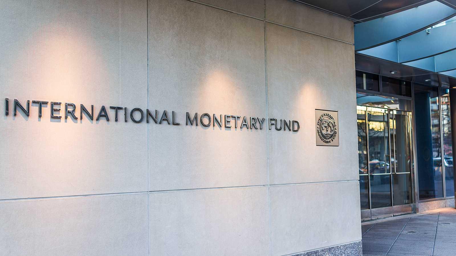Sede del Fondo Monetario Internacional (FMI) en Washington, EE.UU.