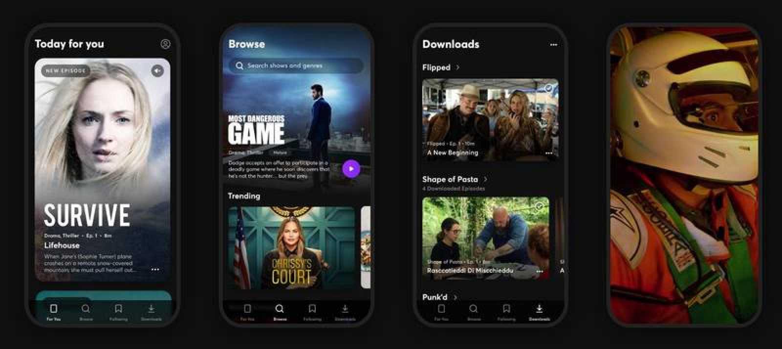 """¿Qué es Quibi?: El Netflix para móviles con episodios """"snack"""" de 10 minutos"""