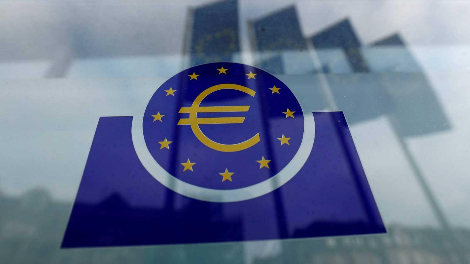 Logo del Banco Central Europeo (BCE)
