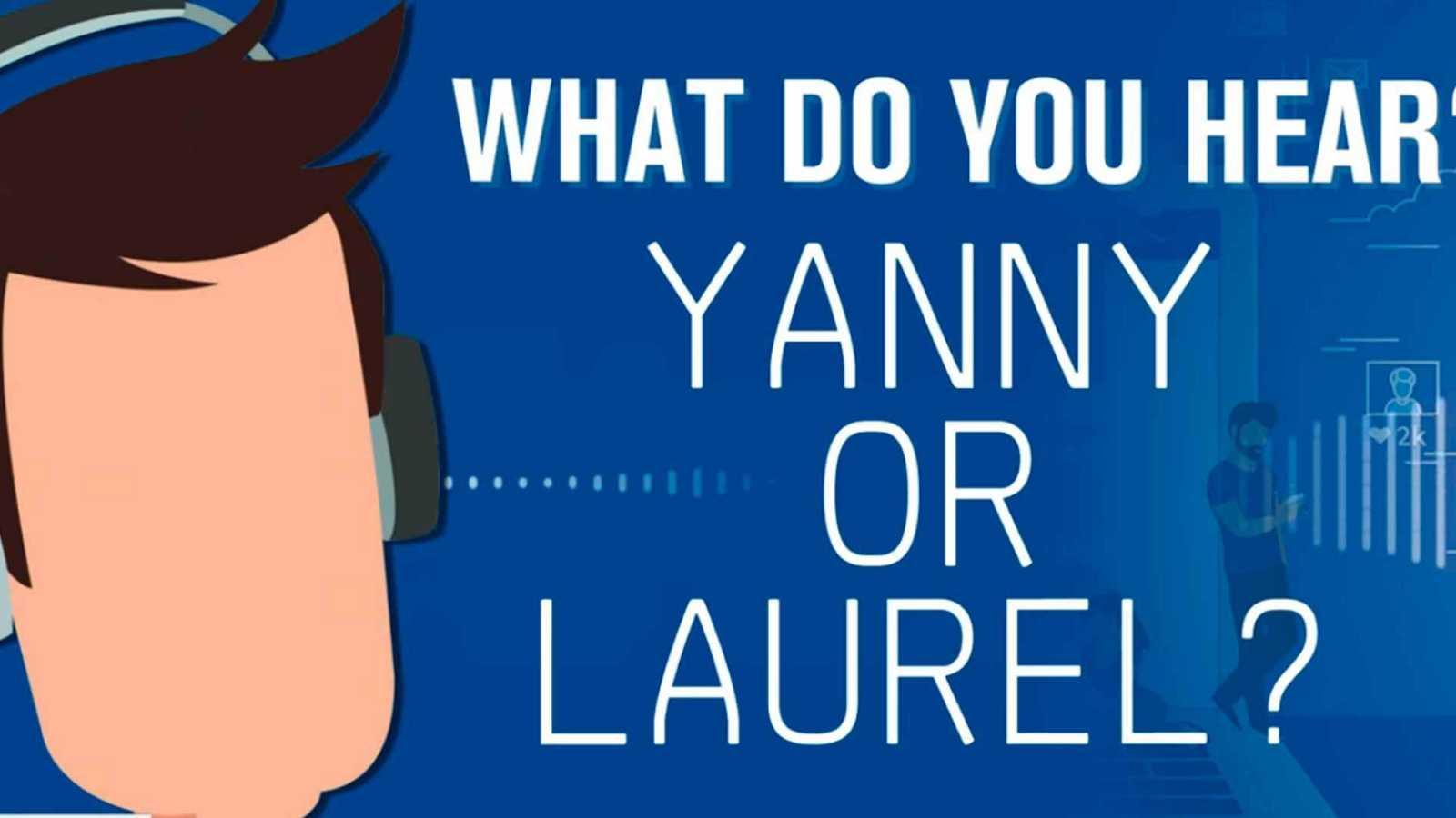¿Yanny o Laurel? Te desvelamos qué dice en realidad el audio viral del momento.