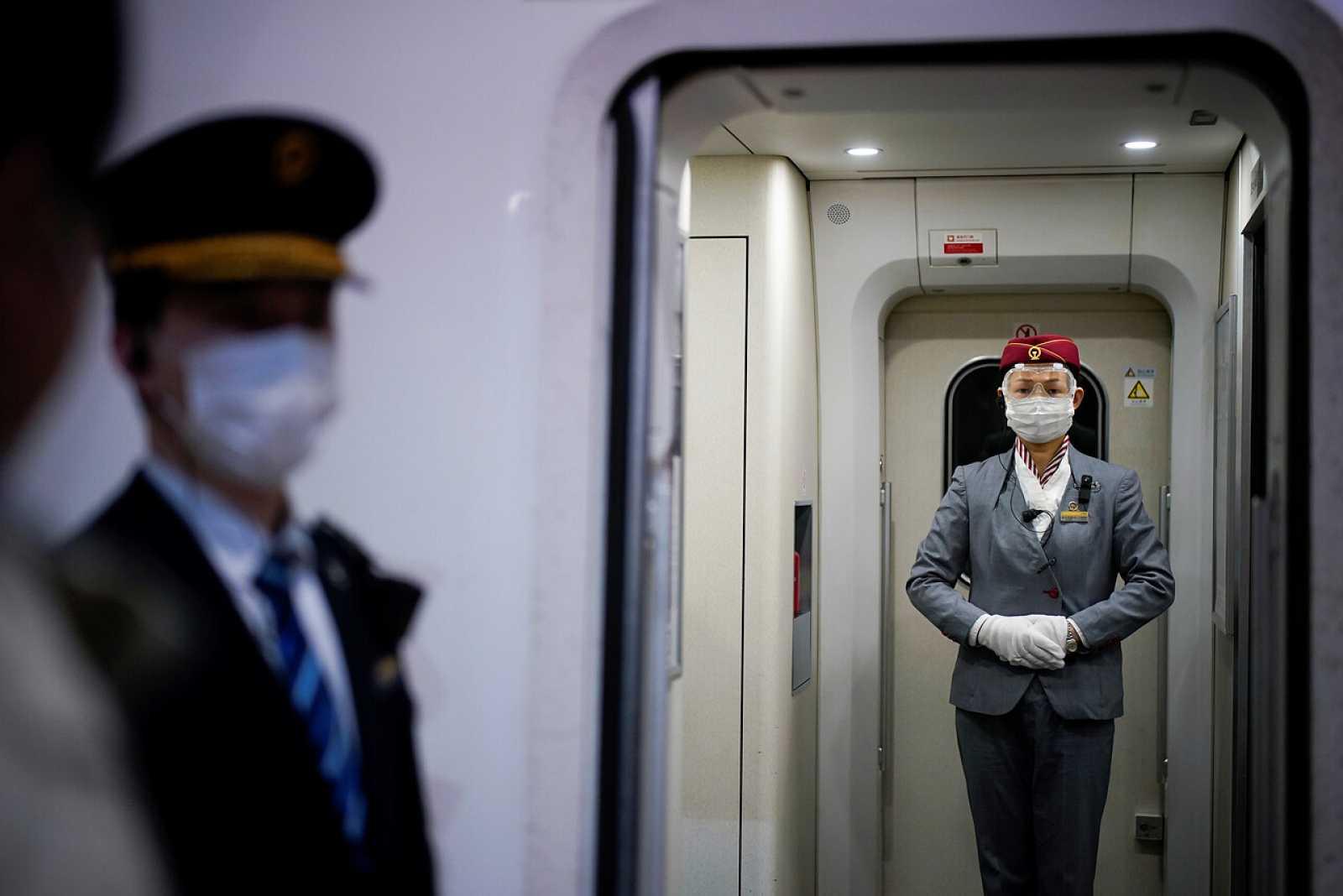 Se levantan las restricciones de viaje en la ciudad china de Wuhan