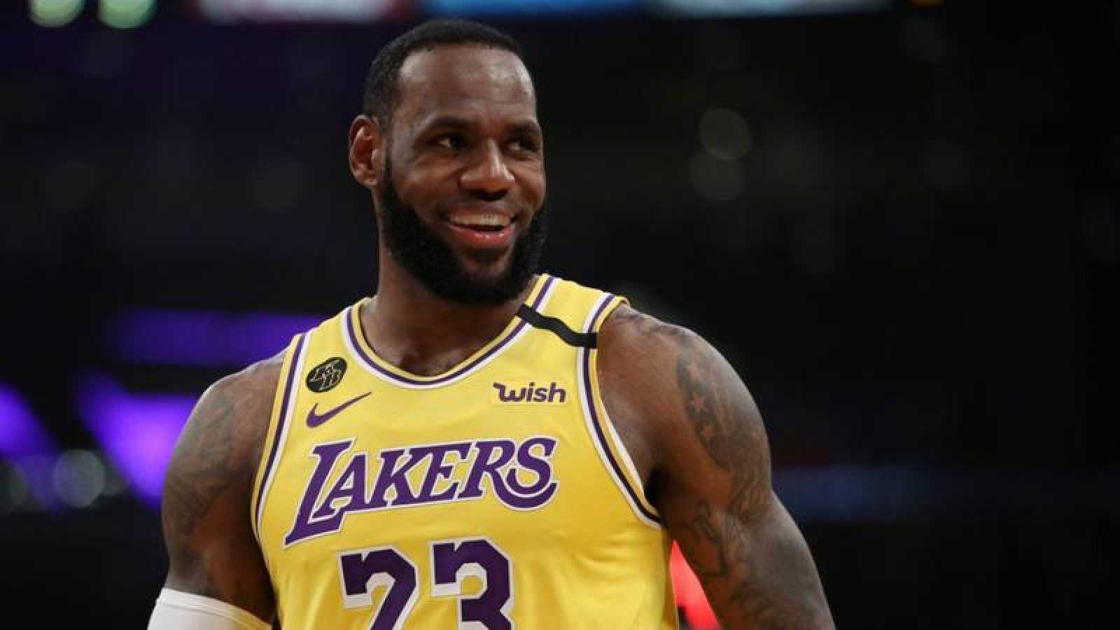 """LeBron James: """"No sé si podría asumir una cancelación de la NBA"""""""