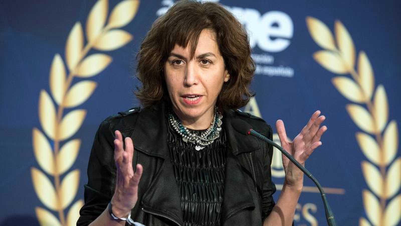 La secretaria de Estado para el Deporte, Irene Lozano.