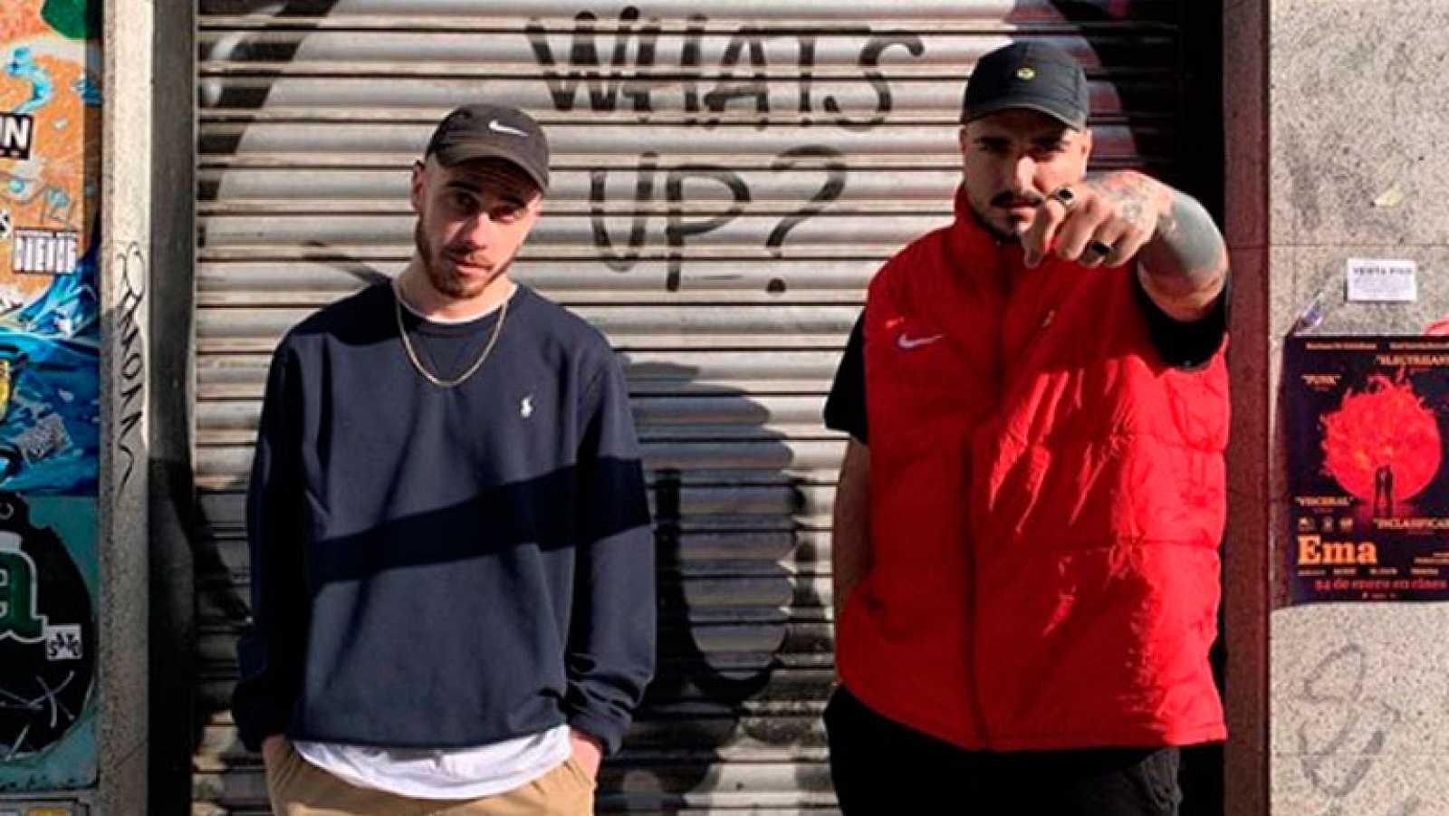 """Raggio y Shoda Monkas confirman la unión de colectivos con """"Los Pibes"""""""