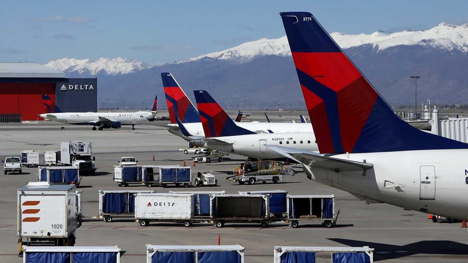 Aeropuerto Internacional de Salt Lake City, Utah