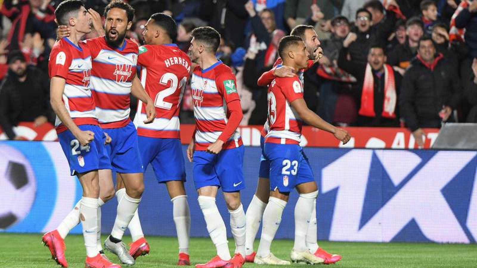 Granada CF - Athletic Bilbao de vuelta de semifinales de la Copa del Rey.