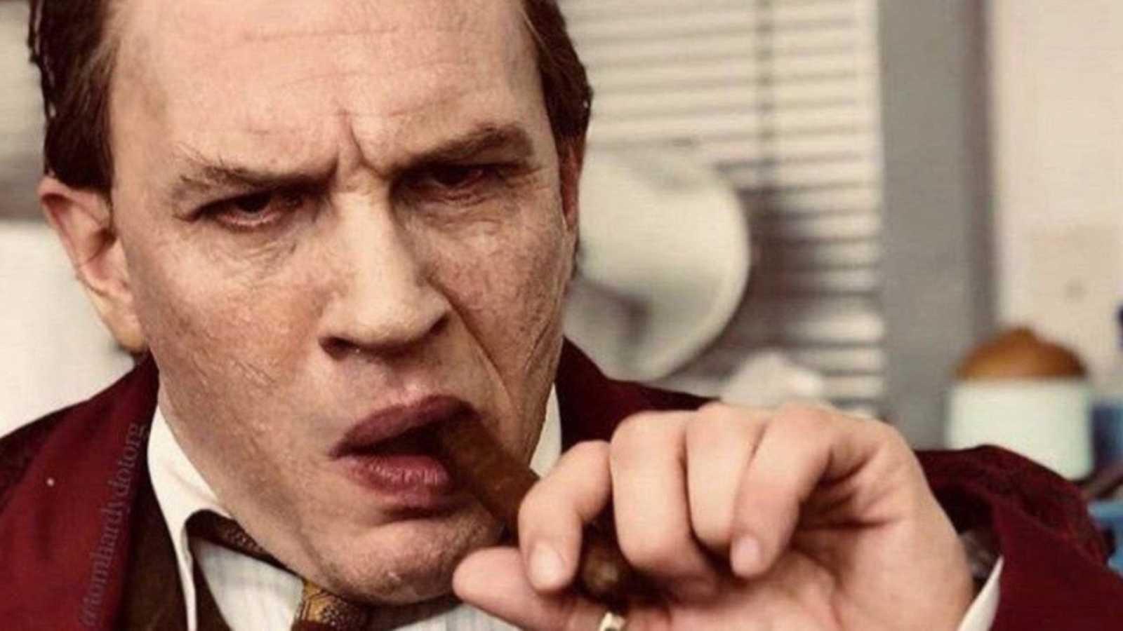 Tom Hardy interpreta a Al Capone en la nueva película de Josh Trank, 'Fonzo'