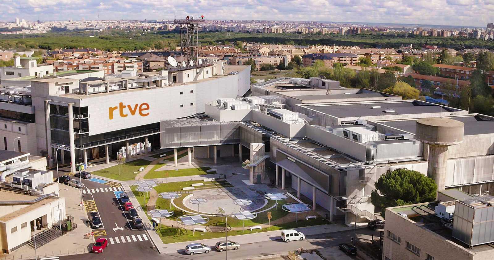Estudios RTVE en Prado del Rey