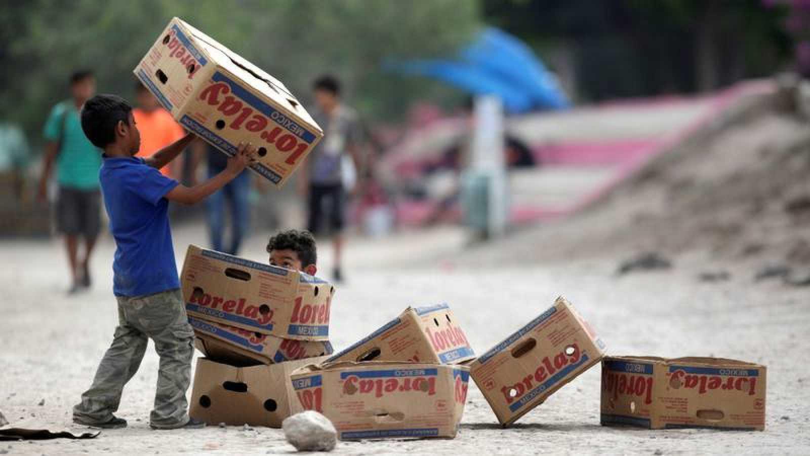 La ONU advierte de que las consecuencias de la pandemia no afectarán de manera equitativa a los niños del mundo