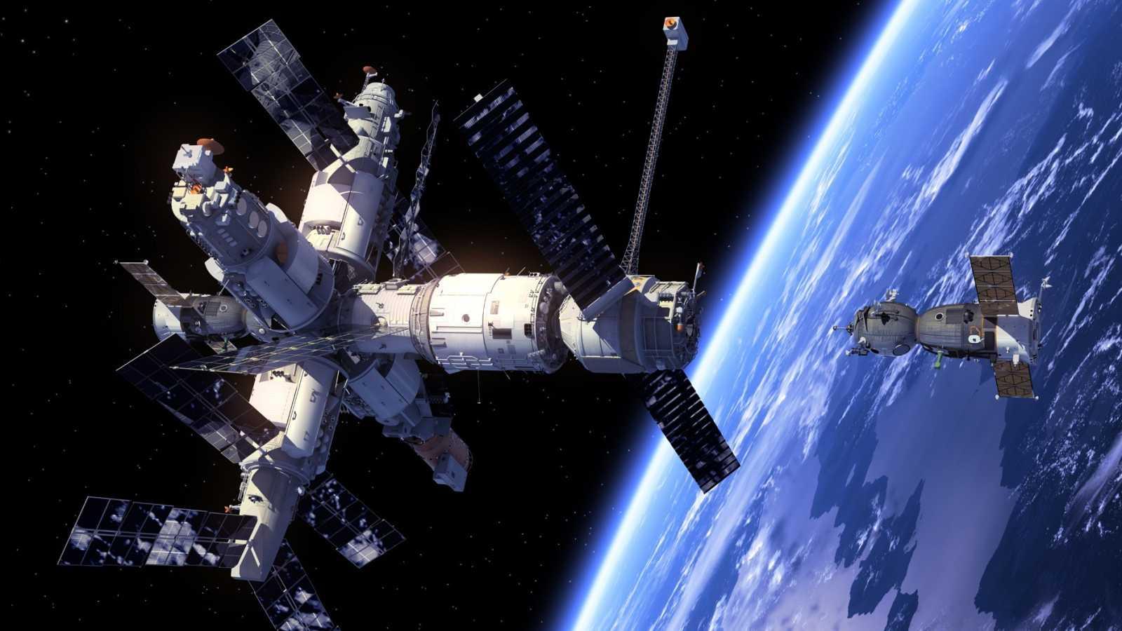 La Soyuz MS-15 regresa con éxito a la Tierra con tres tripulantes a bordo