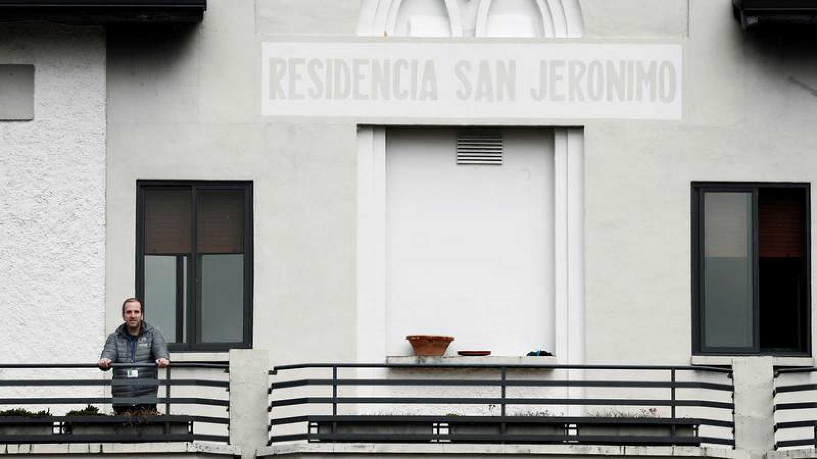 Trabajadores de una residencia de Estella decidieron encerrarse para evitar la rotación del personal