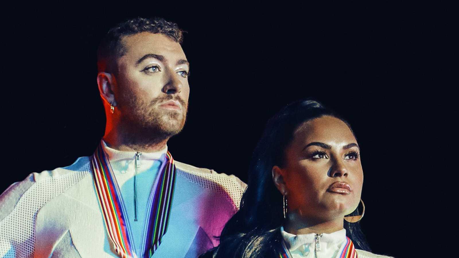 Sam Smith y Demi Lovato publican su esperada colaboración.