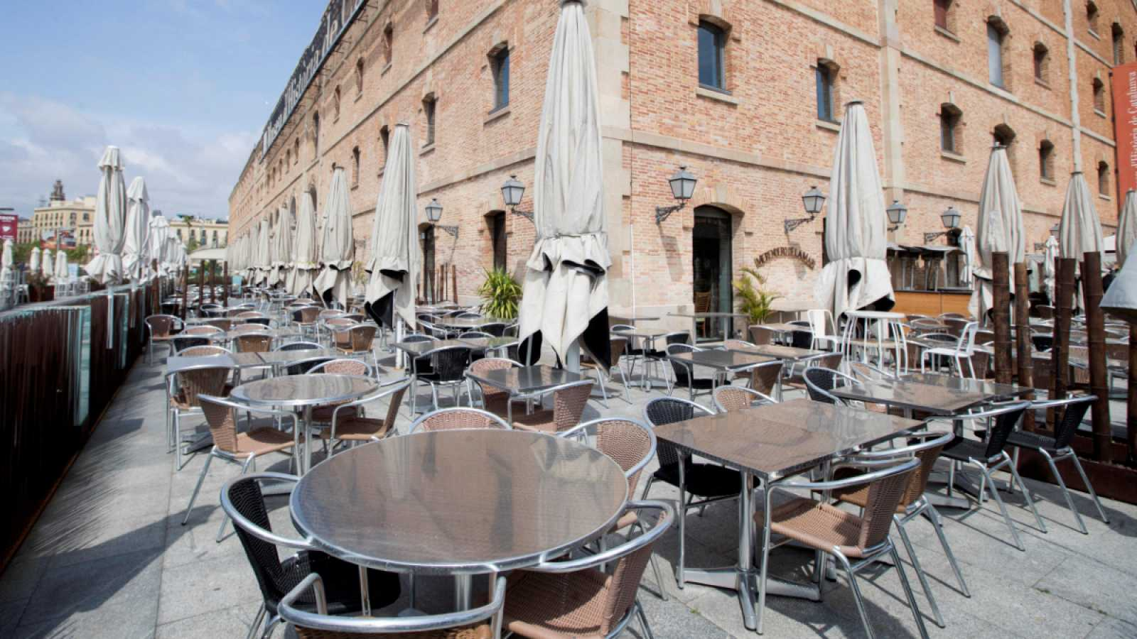 La desescalada en comercios, bares y restaurantes tampoco será homogénea -  RTVE.es