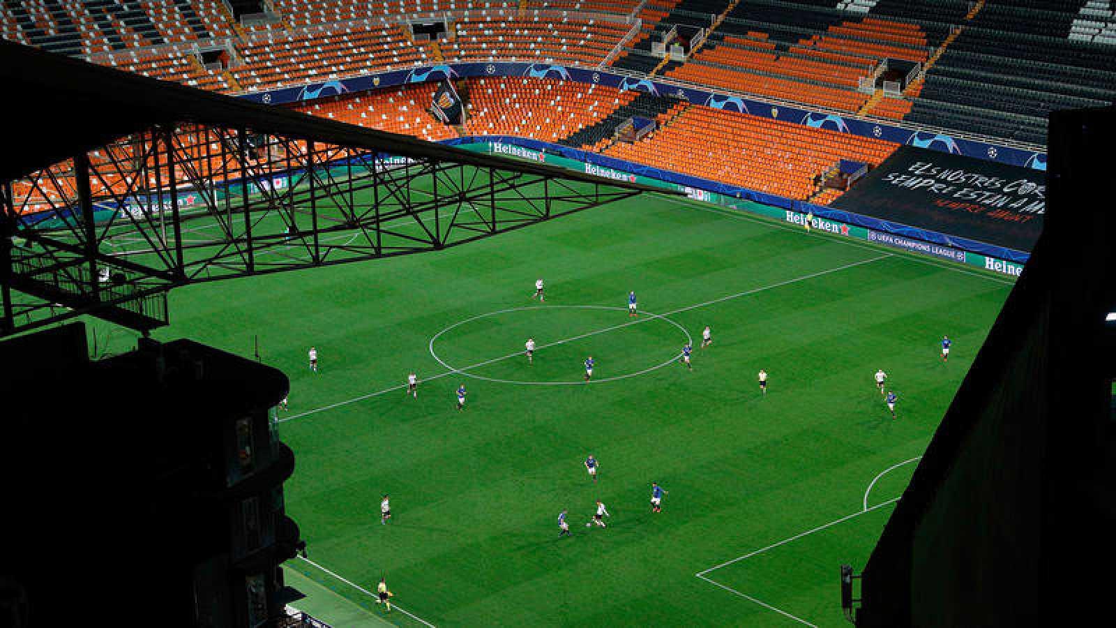 Liga de Campeones Valencia CF- Atalanta