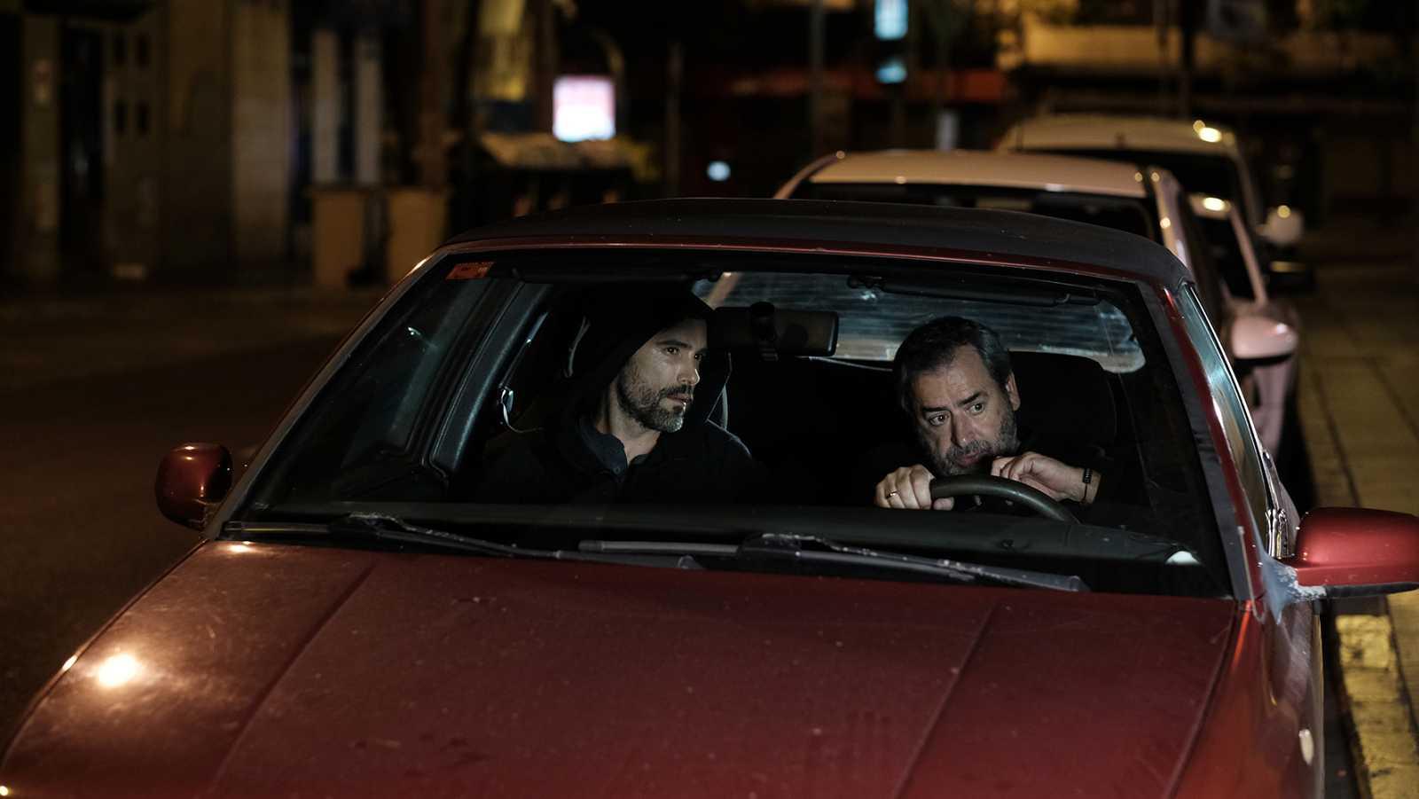 Jorge Bosch y Unax Ugalde, protagonistas de la película