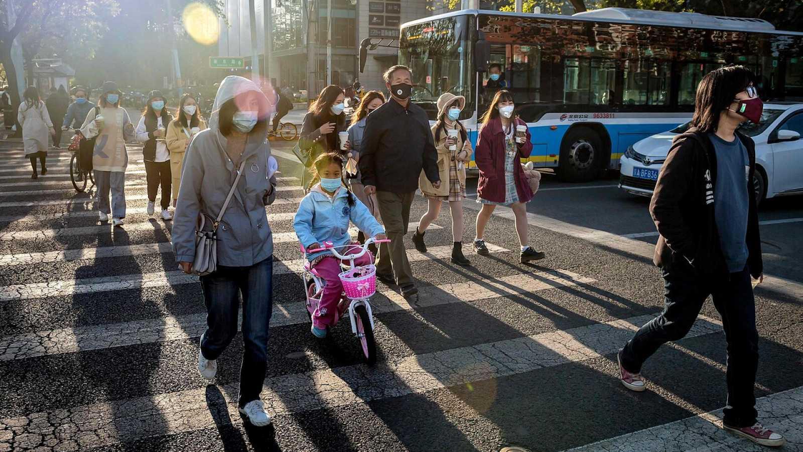 """Coronavirus   Nuevo repunte de casos """"importados"""" en China, que no ..."""