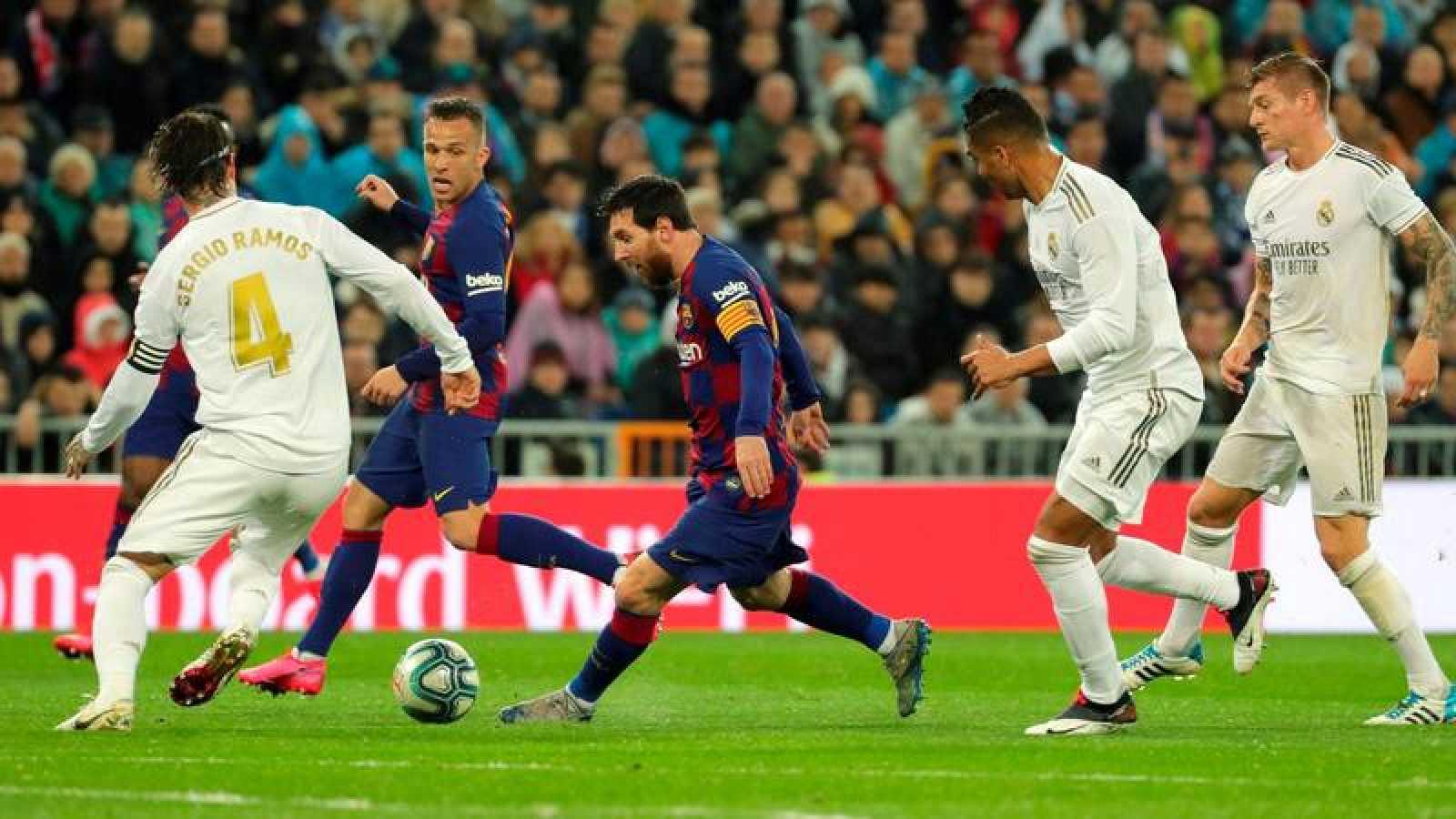 """Los futbolistas ven con """"preocupación"""" el regreso a la actividad."""