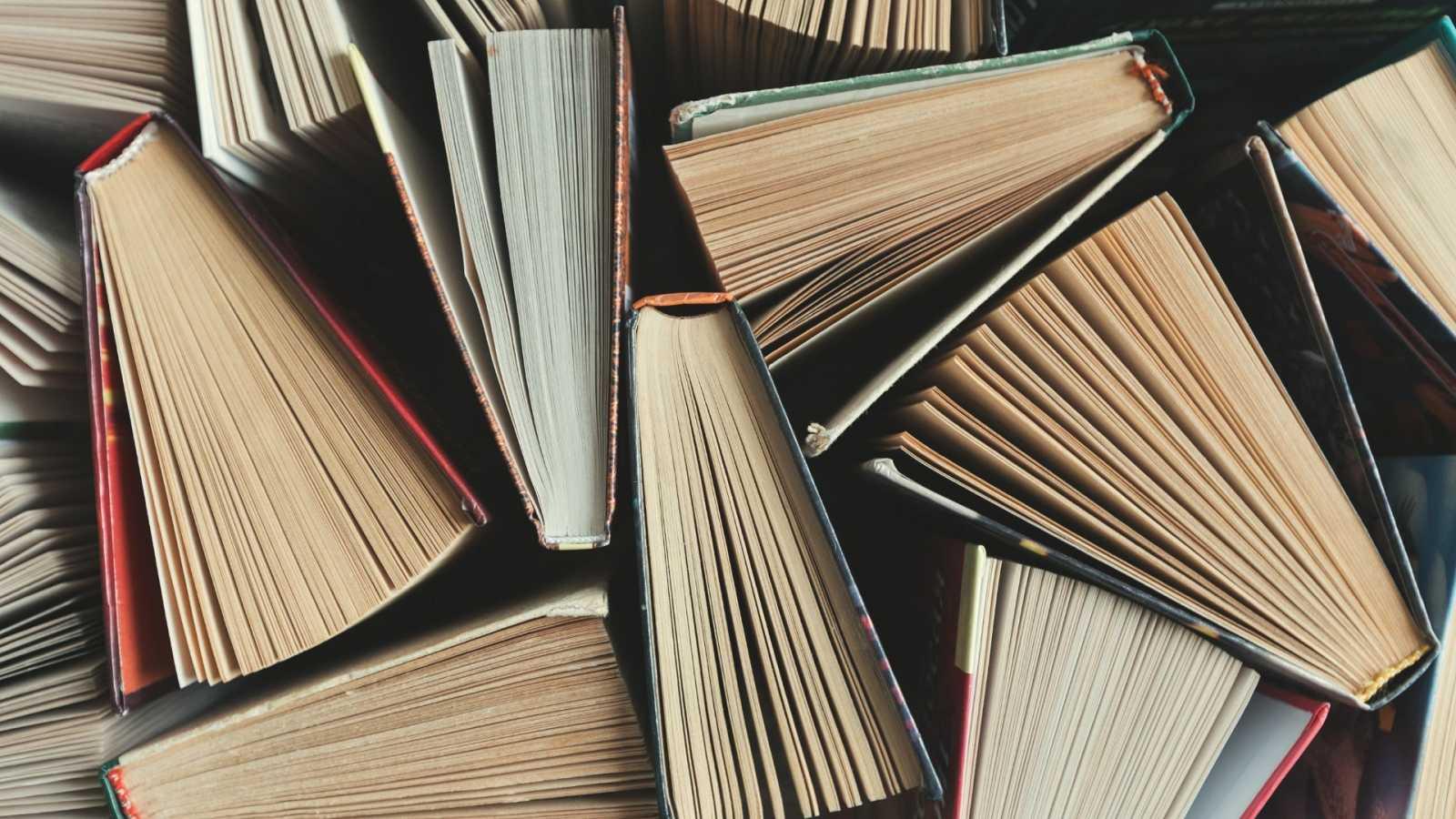 Día del libro: la crisis del sector editorial l RTVE