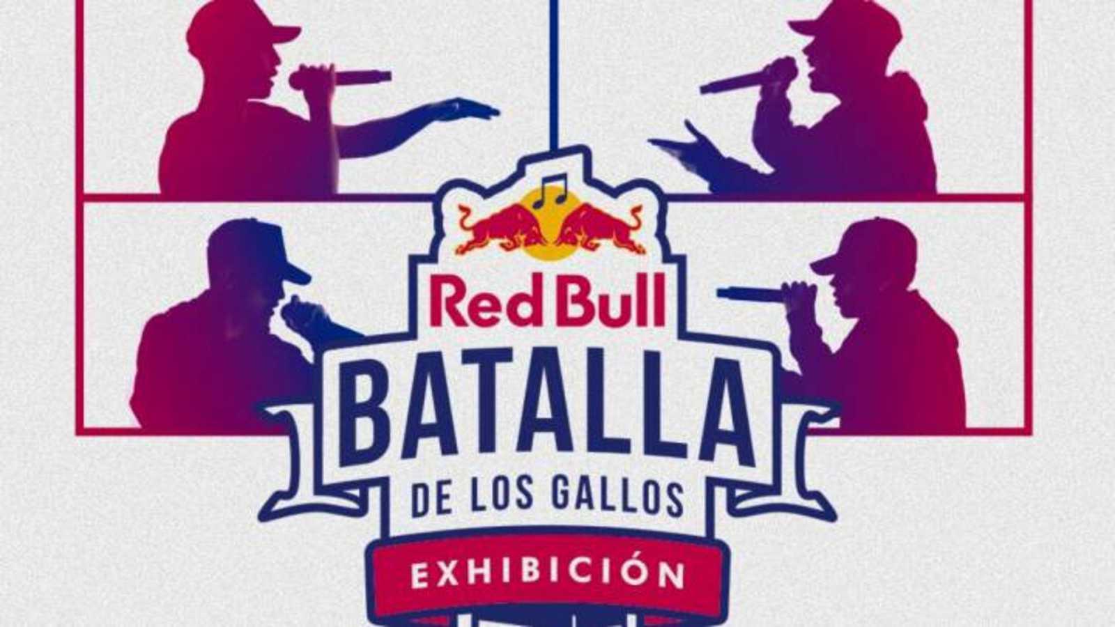 Lluvía de réplicas en la segunda edición de la Red Bull Batalla de los Gallos Exhibición