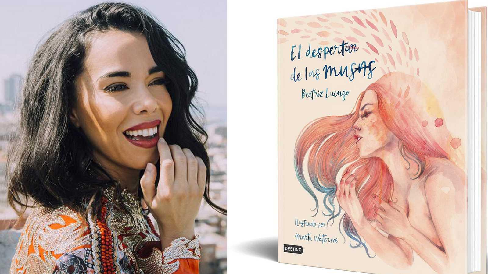 La novela debut de Beatriz Luengo, 'El despertar de las musas'