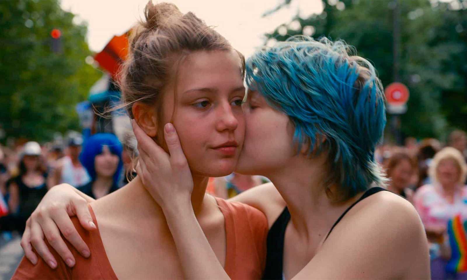 Actriz Porno Lesbico Española Pelo Azul rtve celebra el día de la visibilidad lésbica con cine