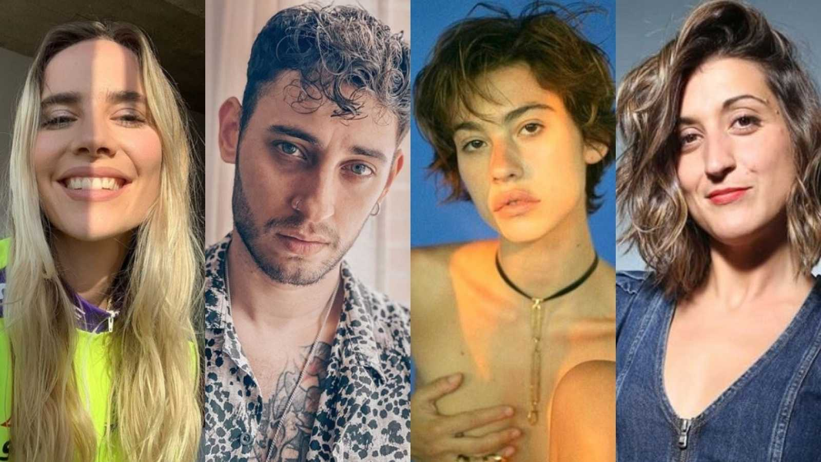 Brisa Fenoy, Blon, Greta Fernández y Susi Caramelo, los invitados de 'OK Playz' de la semana