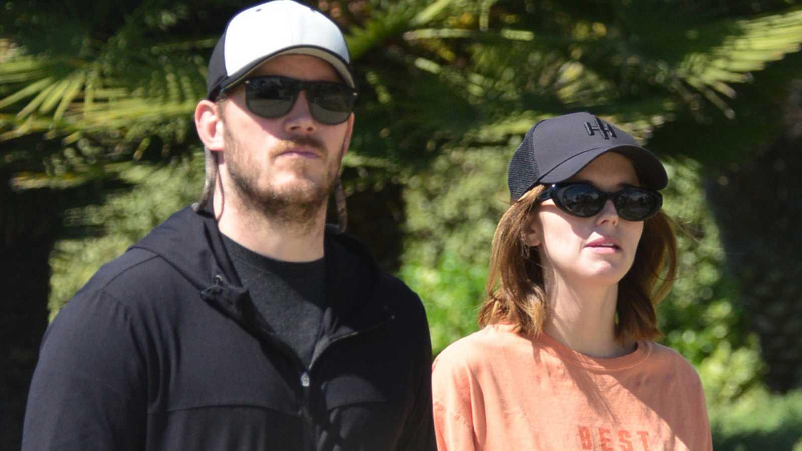 La pareja formada por Katherine Schwarzeneggeren y Chris Pratt anuncia que van a tener un hijo