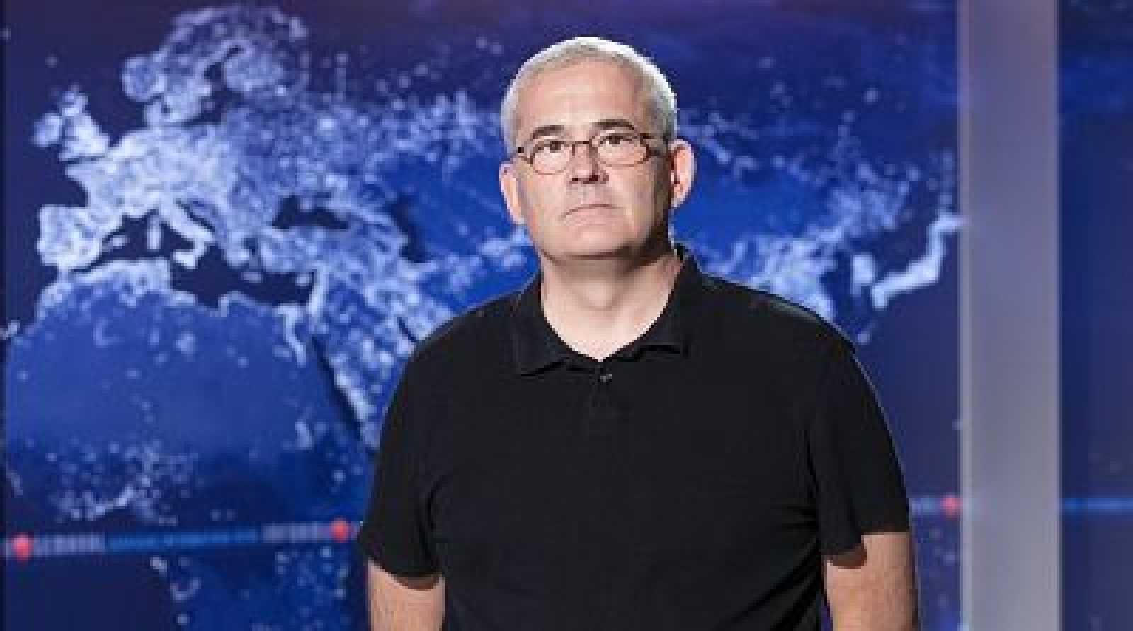 Carlos López Álvarez, realizador de TVE