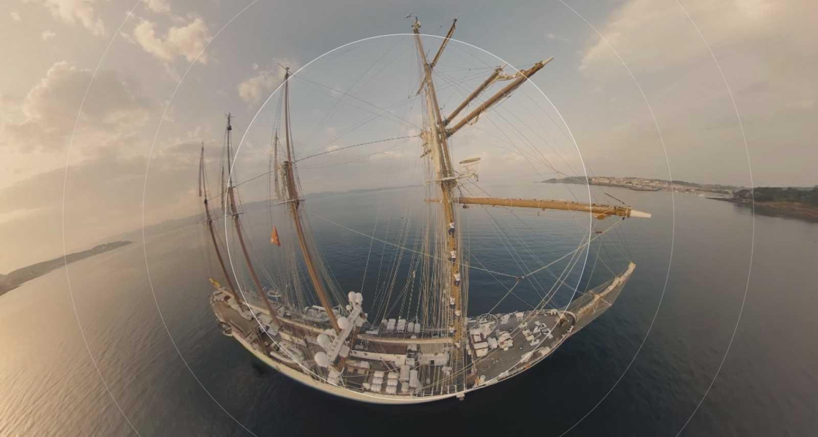 Imagen de Elcano, uno de los proyectos premiados
