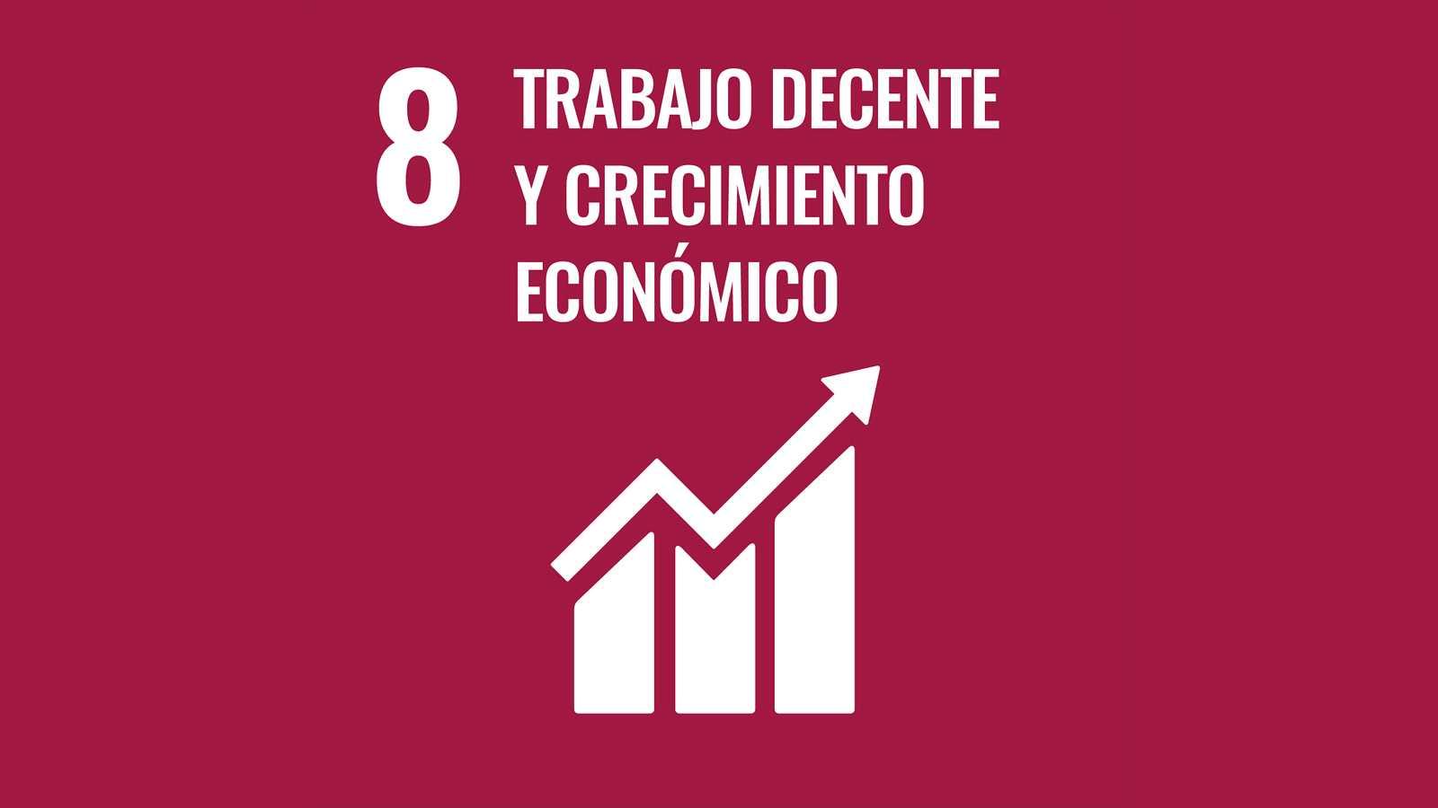 Objetivo de desarrollo sostenible 8