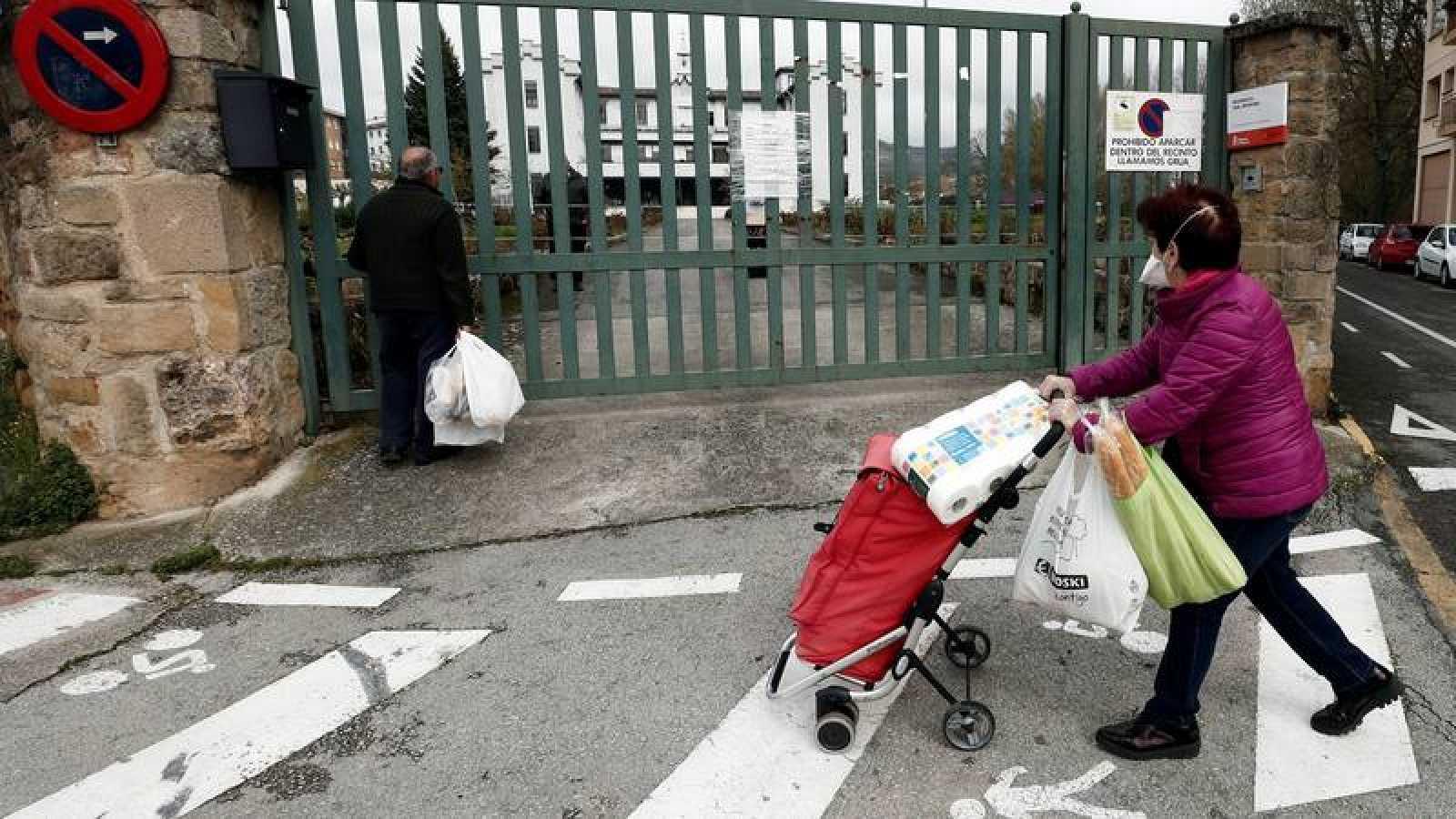 Residencia Estella se blinda con 15 trabajadores y 62 ancianos contra Covid-19