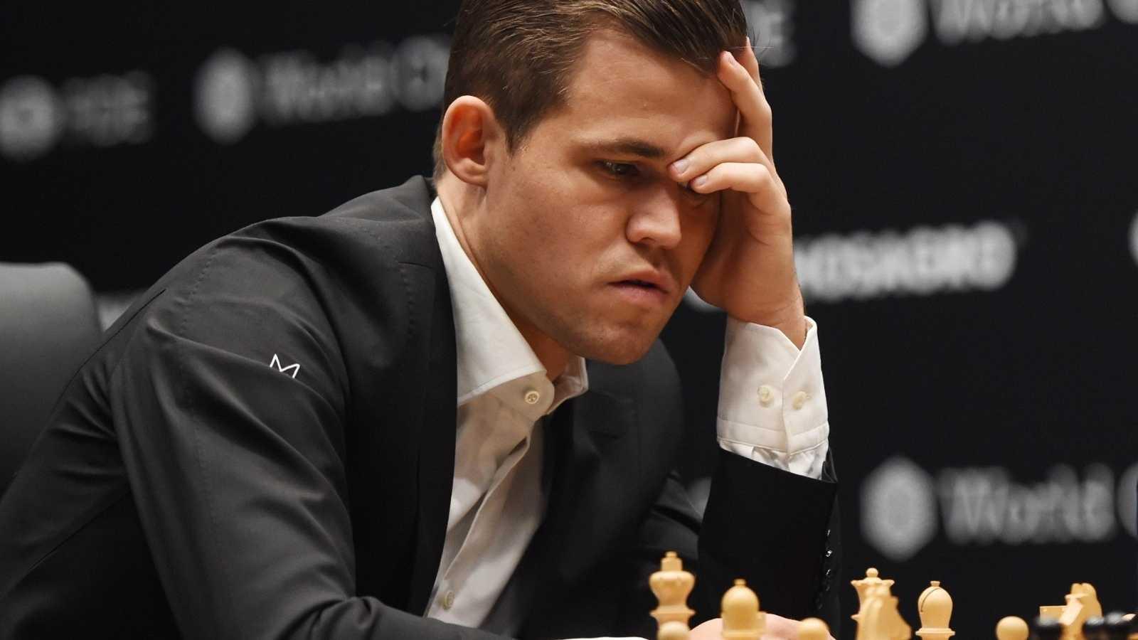 Magnus Carlsen, en imagen de archivo
