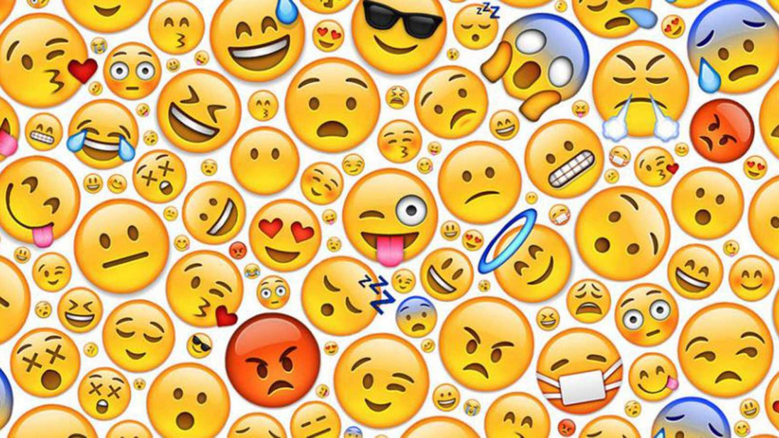 El estudio realizado por Emojipedia indica que cae el uso de emojis positivos en twitter