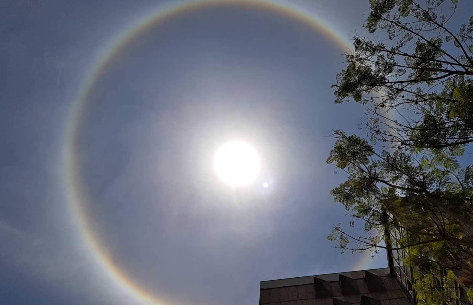 Como Se Forma Un Arcoiris Es Igual Que Un Halo Solar Rtve