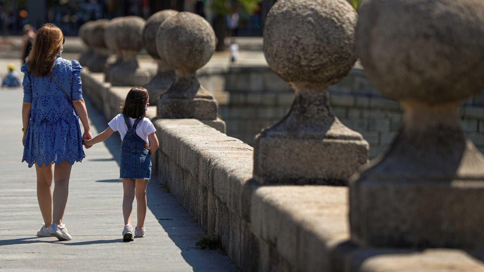 Las medidas pretenden facilitar el distanciamiento social durante los paseos.