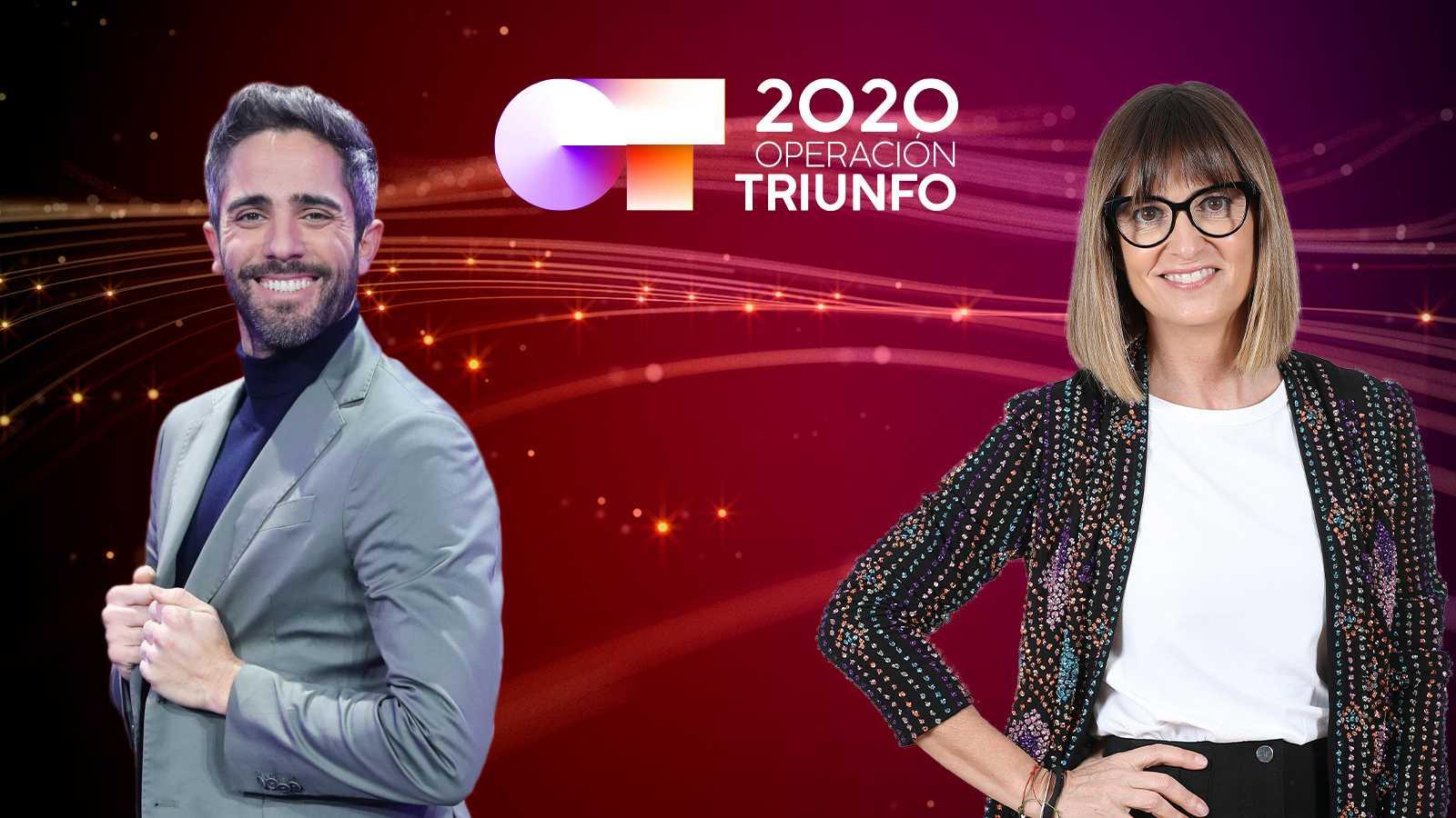 Noemí Galera y Roberto Leal charlan sobre la vuelta de OT 2020