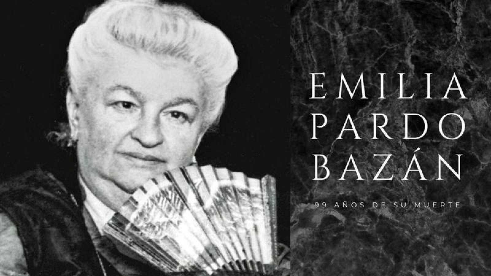Emilia Pardo Bazán, vida y obra