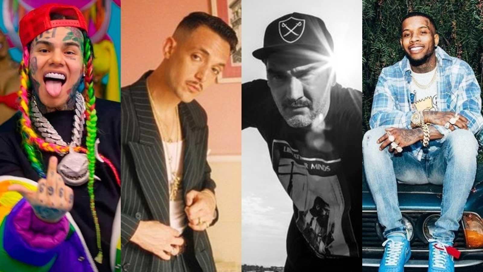 ¿Estamos ante el fin de la masculinidad en el hip hop?