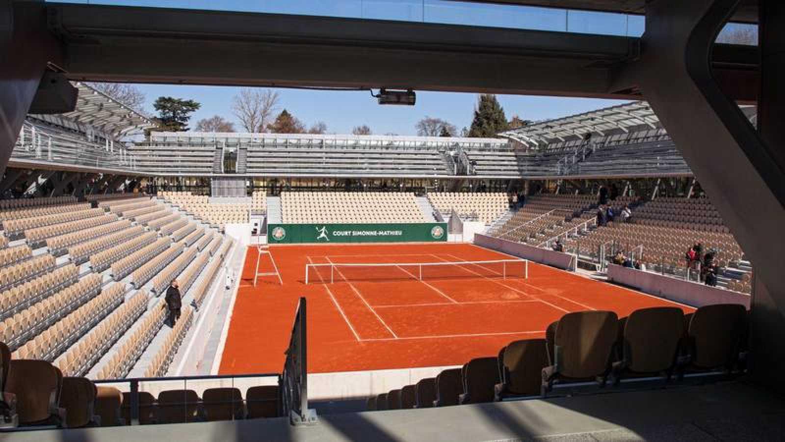 El tenis, parado y sin fecha de vuelta.