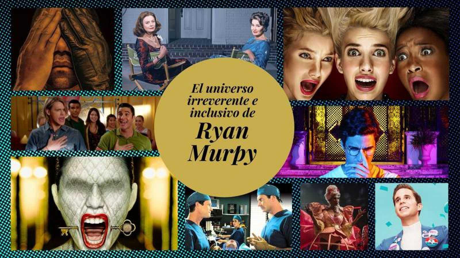 Las producciones de Ryan Murphy, a fondo: desde 'Nip/Tuck' hasta 'The politician'.