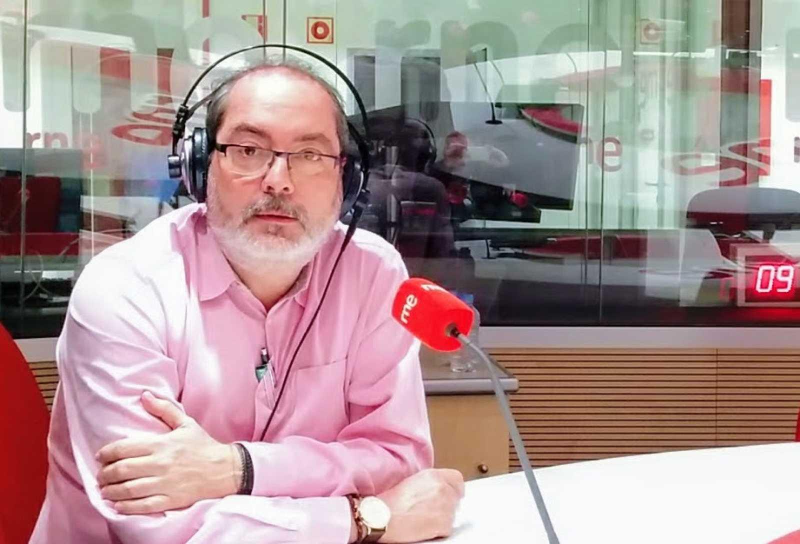 Antonio Buitrago, director de REE