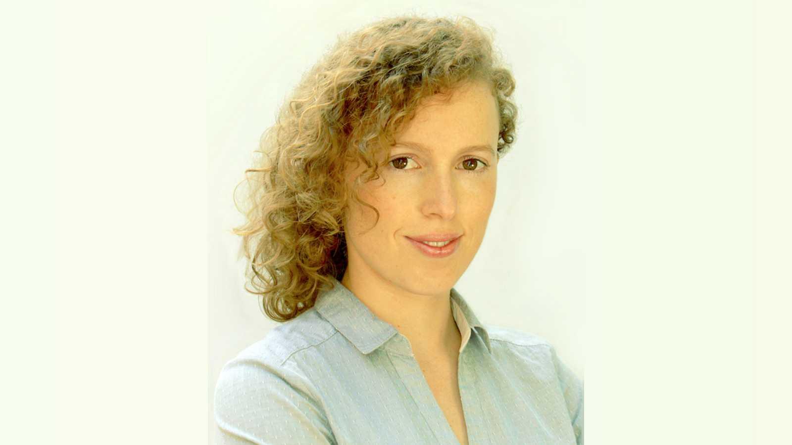 Melanie Brennan dará Inglés en la Academia de OT 2020. Es australiana.