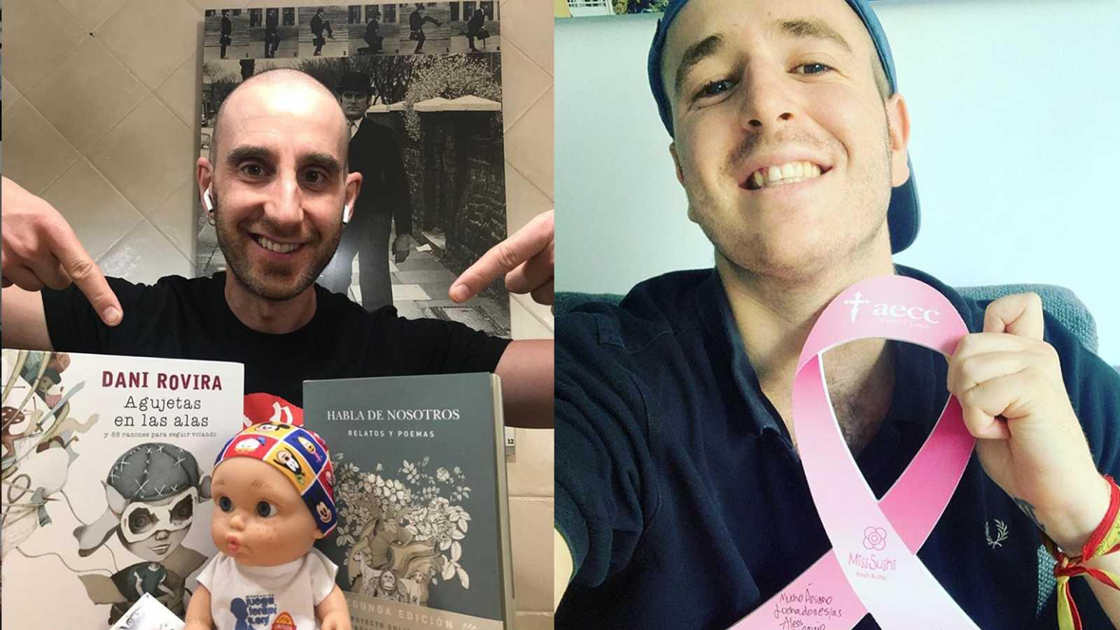 Dani Rovira lamenta la pérdida de Álex Lequio, el hijo de Ana Obregón que fallecía ayer víctima de un cáncer