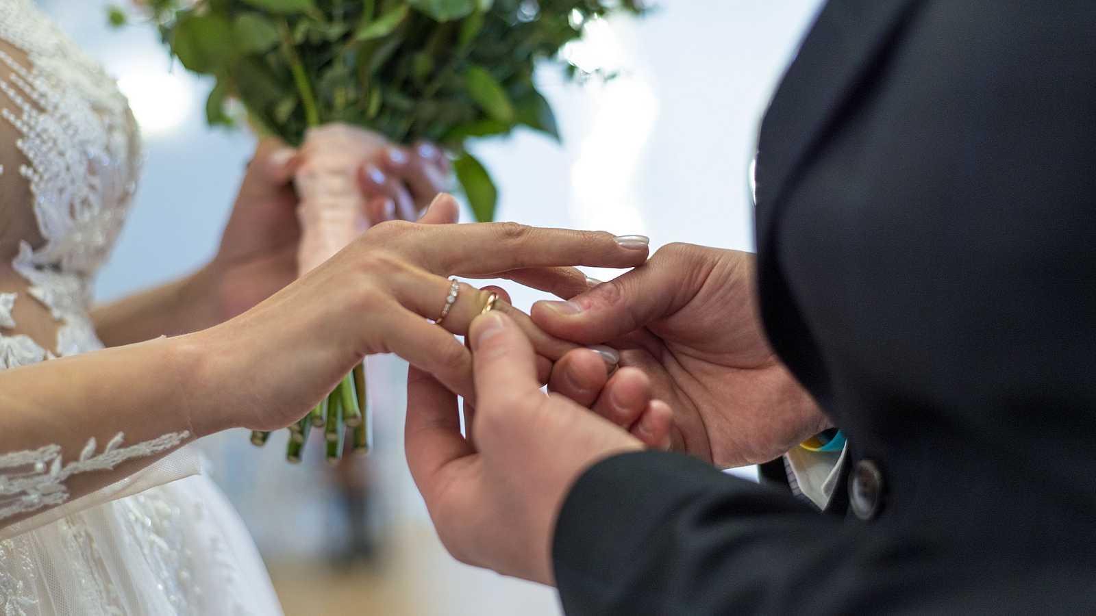 Los territorios en Fase 2 podrán celebrar bodas con al menos 50 invitados