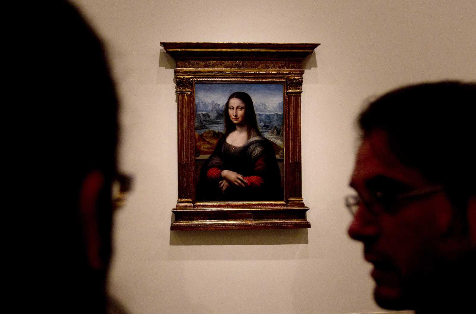 La Gioconda o La Mona Lisa, obra de Leonardo da Vinci.