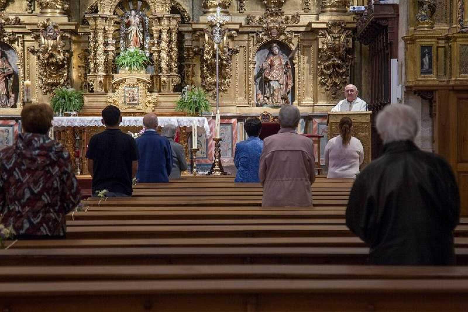 Misas en Madrid