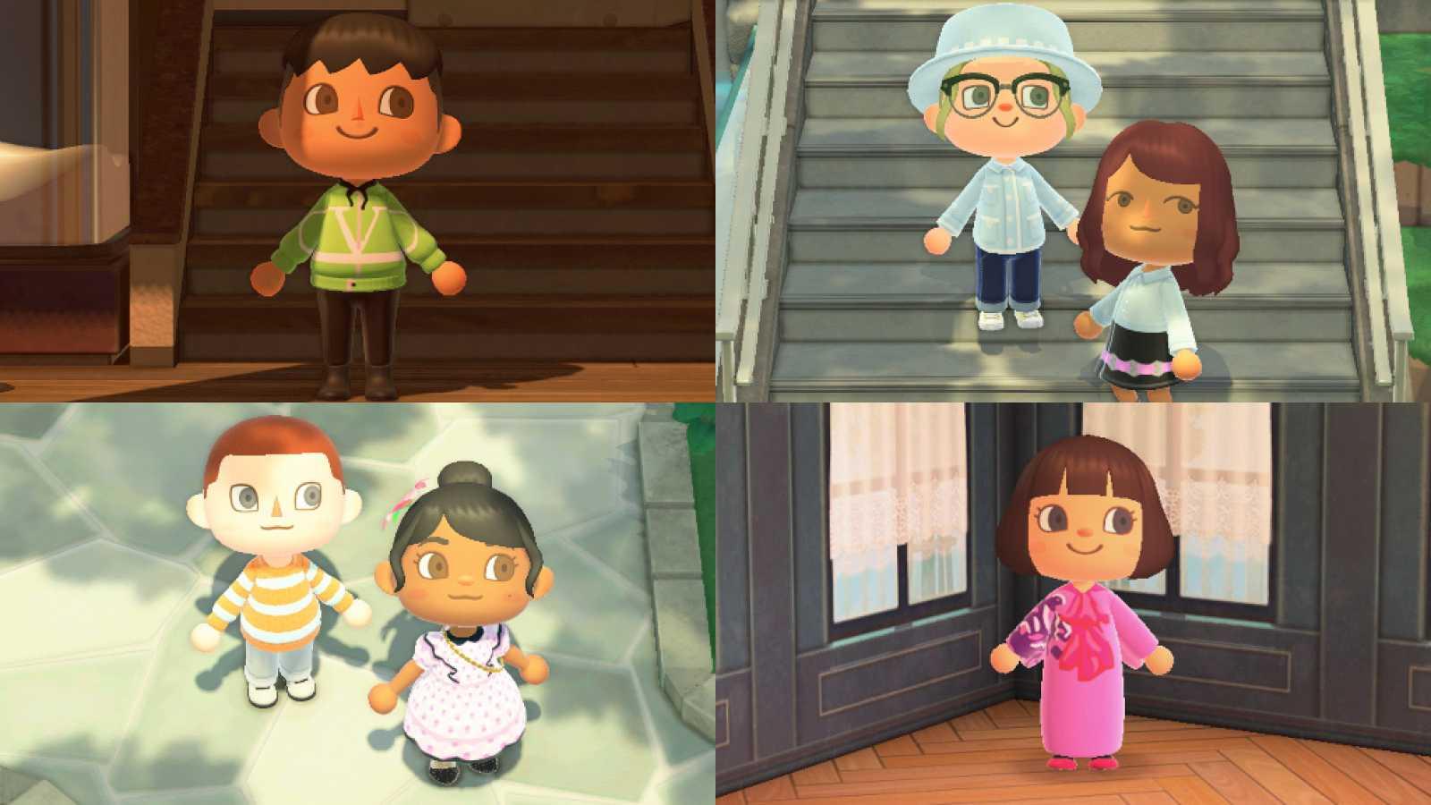 La nueva forma de crear tendencia en la moda está en Animal Crossing