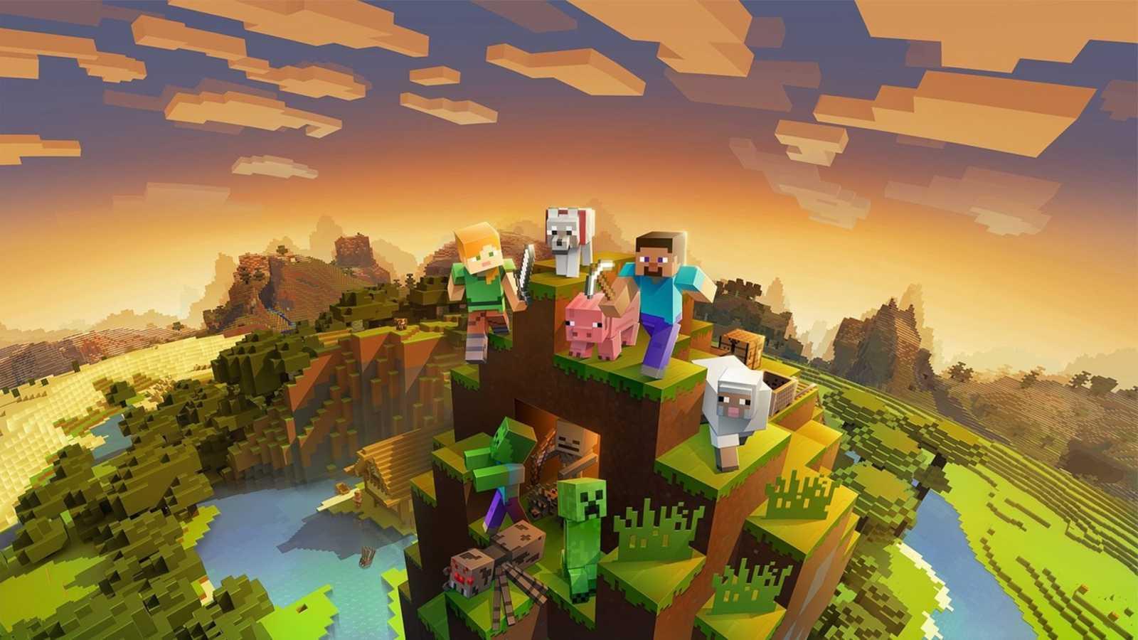 Minecraft se convierte en el primer juego de la historia en alcanzar las 200 millones de copias distribuidas